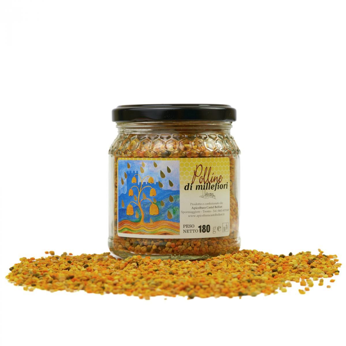 Polline di millefiori