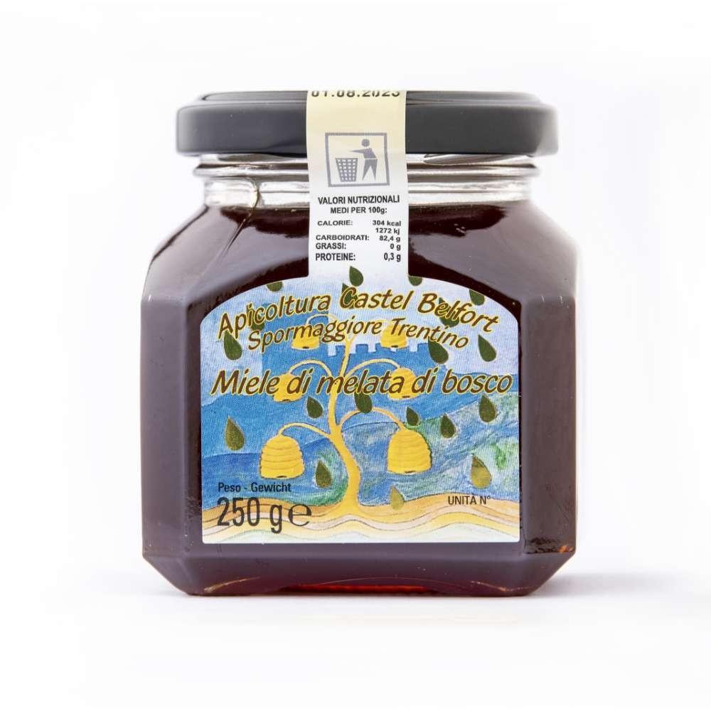 Miele di melata di bosco