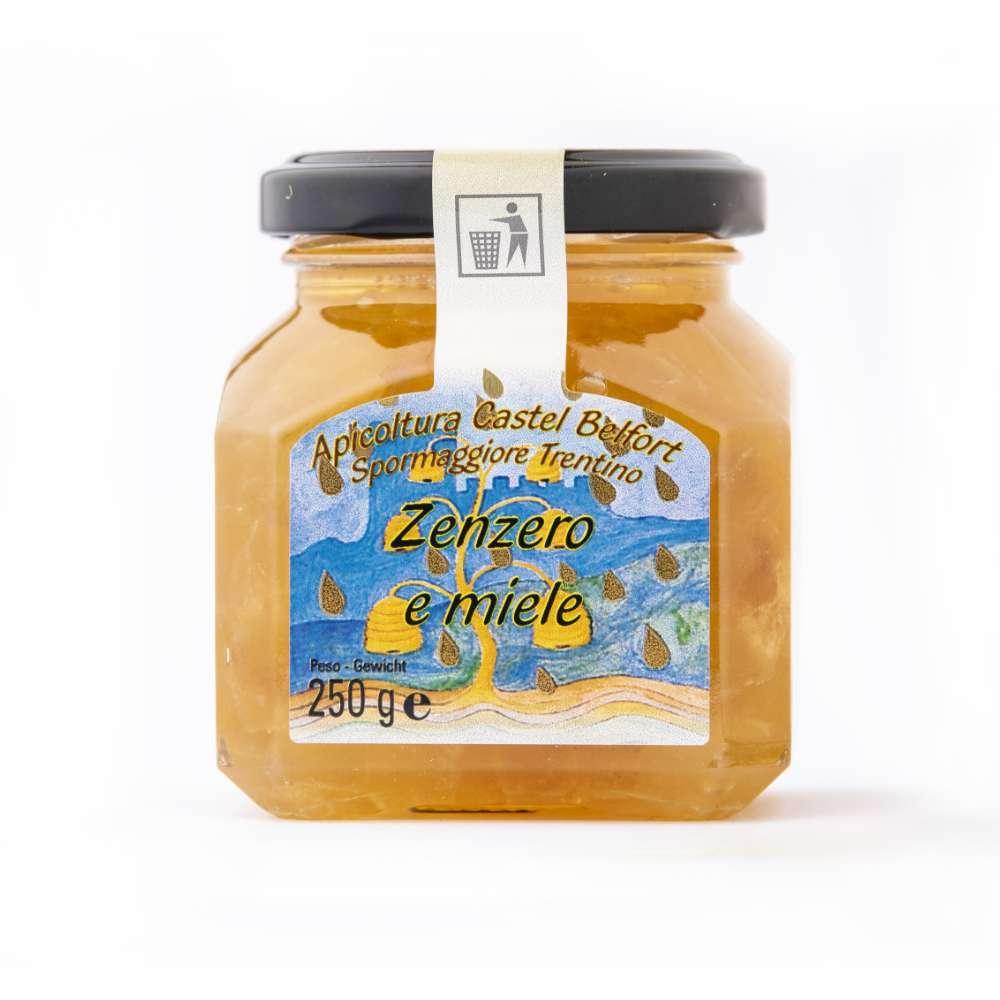 Miele e zenzero