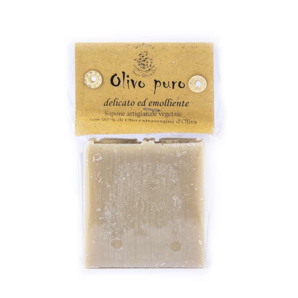 Saponetta olivo puro