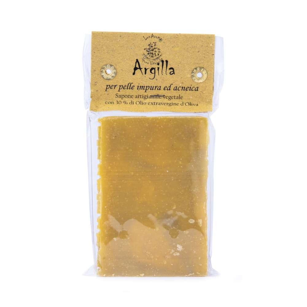 Saponetta all'argilla (olio di oliva)