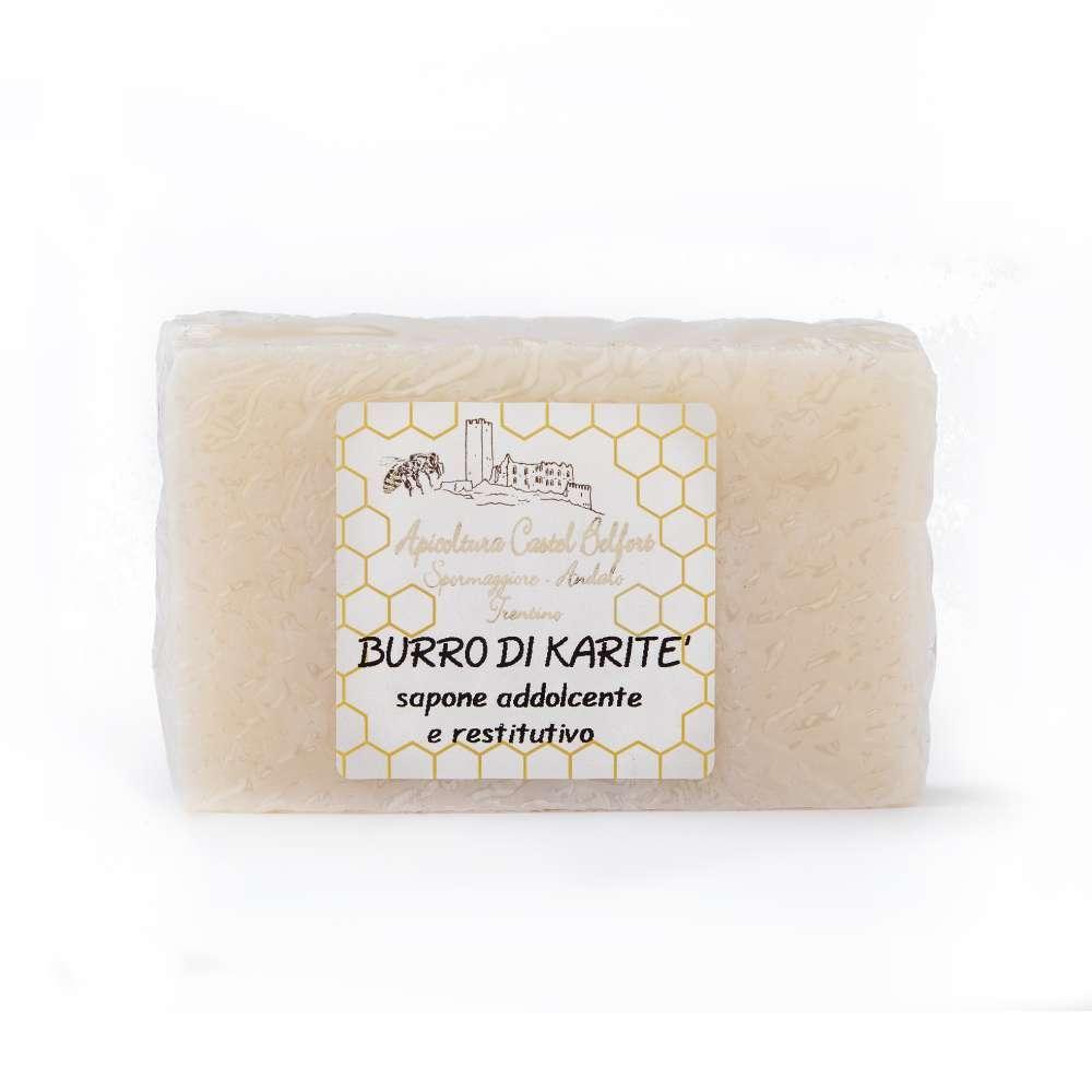 Saponetta al burro di karite (olio di cocco)