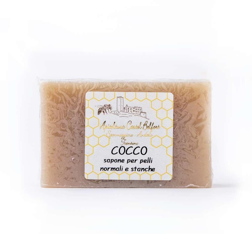 Saponetta al cocco (olio di cocco)