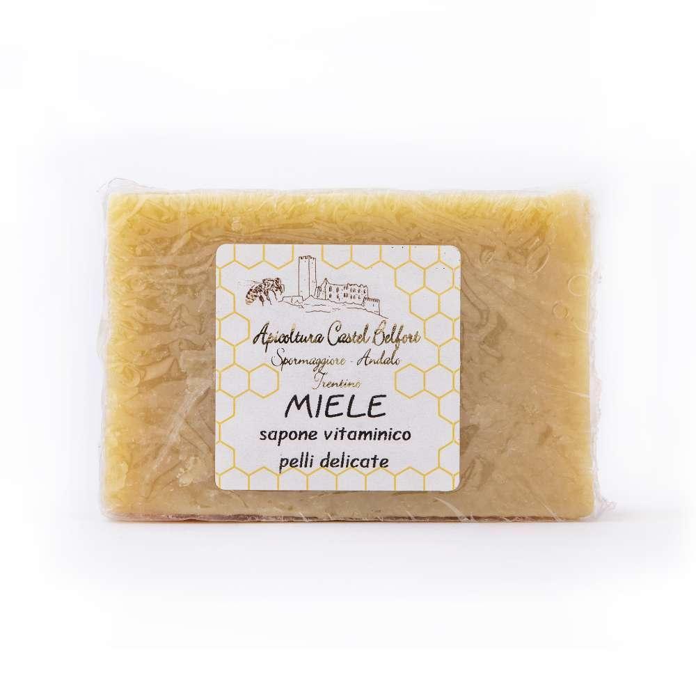 Saponetta al miele (olio di cocco)