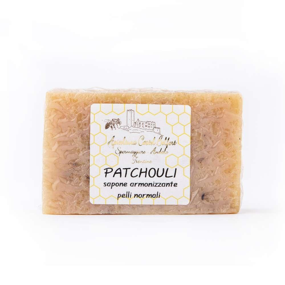 Saponetta al patchouli (olio di cocco)