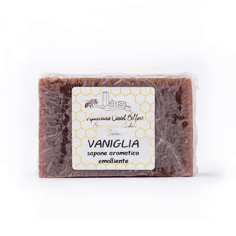 Saponetta alla vaniglia (olio di cocco)