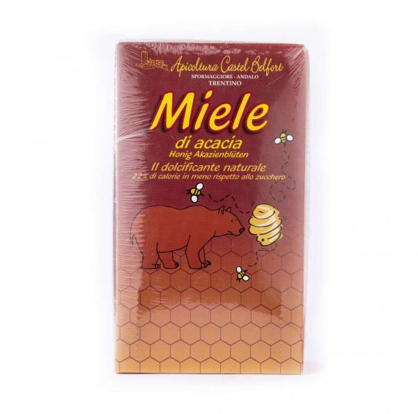 Bustine monodose di miele di acacia