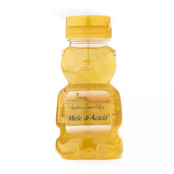 Orsetto dosatore miele di acacia