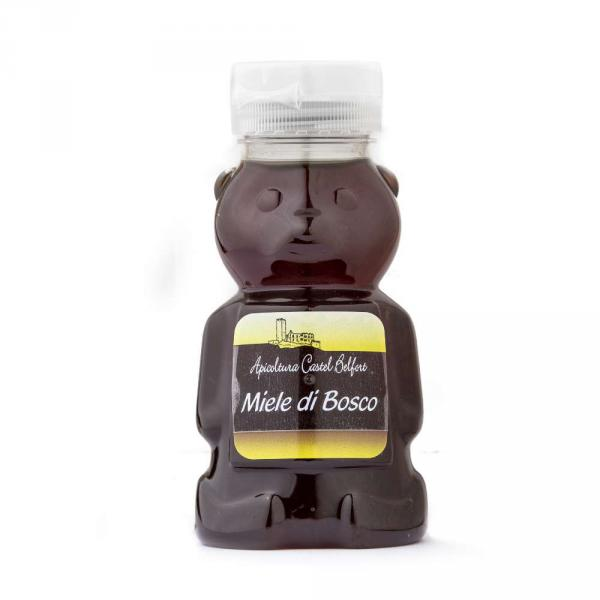 Orsetto dosatore miele di melata di bosco